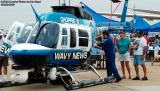 WAVY News (LIN Television) Bell 206L N210TV aviation air show stock photo #6826