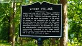 2003 - USCG Training Center Yorktown - Yorke Village Plaque - Coast Guard stock photo #6697