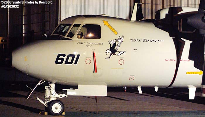 USN E-2C Hawkeye #165304 military aviation air show stock photo #6800