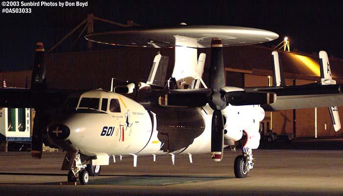 USN E-2C Hawkeye #165304 military aviation air show stock photo #6801