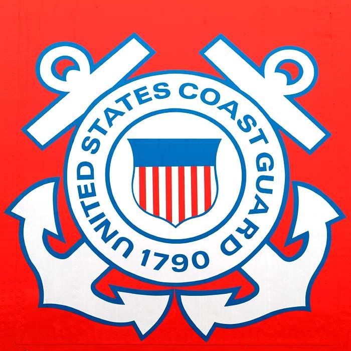 2003 - USCG emblem on HC-130H #CG-1502 Coast Guard stock photo #6821