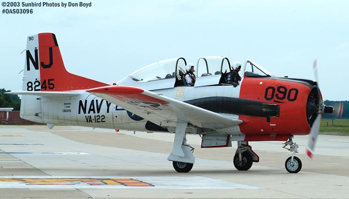 Gordon Bowers Investment Partners Six LCs North American T-28B N65491 aviation stock photo #6954