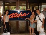 Back from Maui....Lyn, Chrissy (It's Longs, Longs, Longs...tv commercial) and Randy