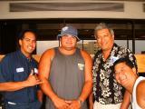 Mr. Aloha, Mr. Aitutaki, Mr. RAR, Mr. Hawaiian