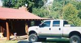 Samantha's truck