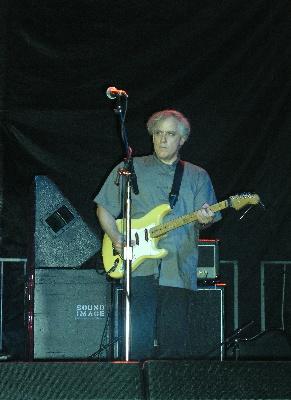 Jim Mankey - Concrete Blonde