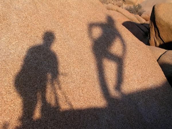 Rock Shadows