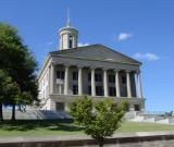 Tennessee State Capitol in Nashville