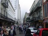 Royal Street early am