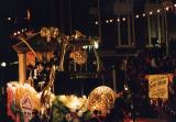 Dan Akroyd rides with Endymion