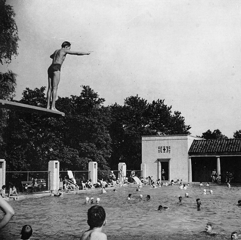 Centennial Park Pool Photo Chip Curley Photos At