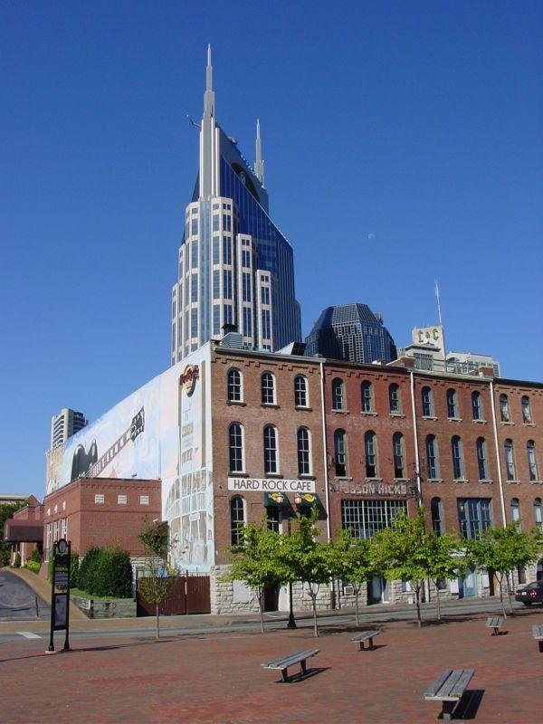 Nashville 1st Avenue at the Hard Rock