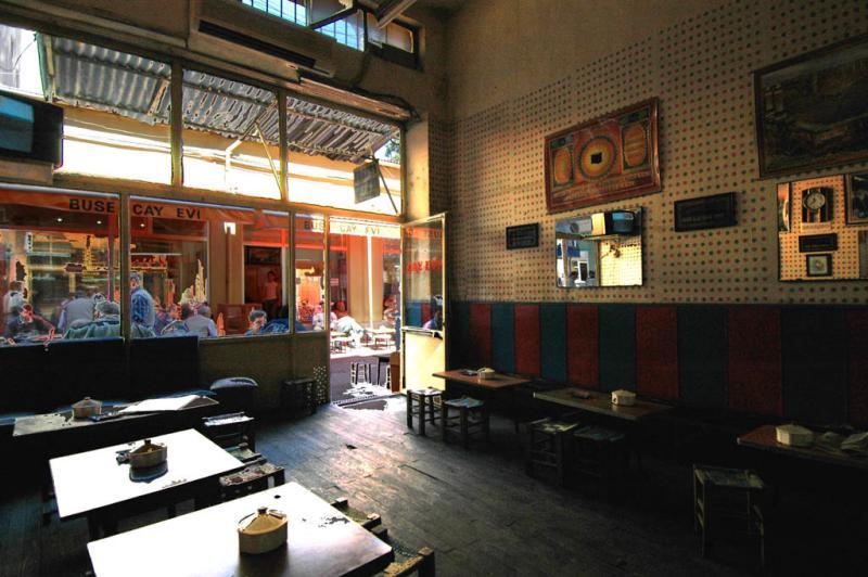 Samsun tea house