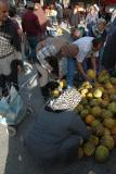Corum market scene
