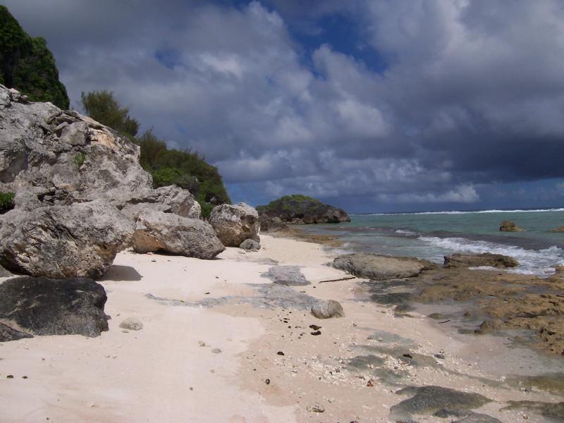 Tarague Beach