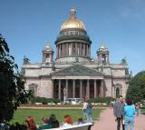 St. Isaacs Cathedral