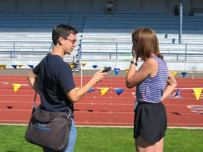 Lauras interview...