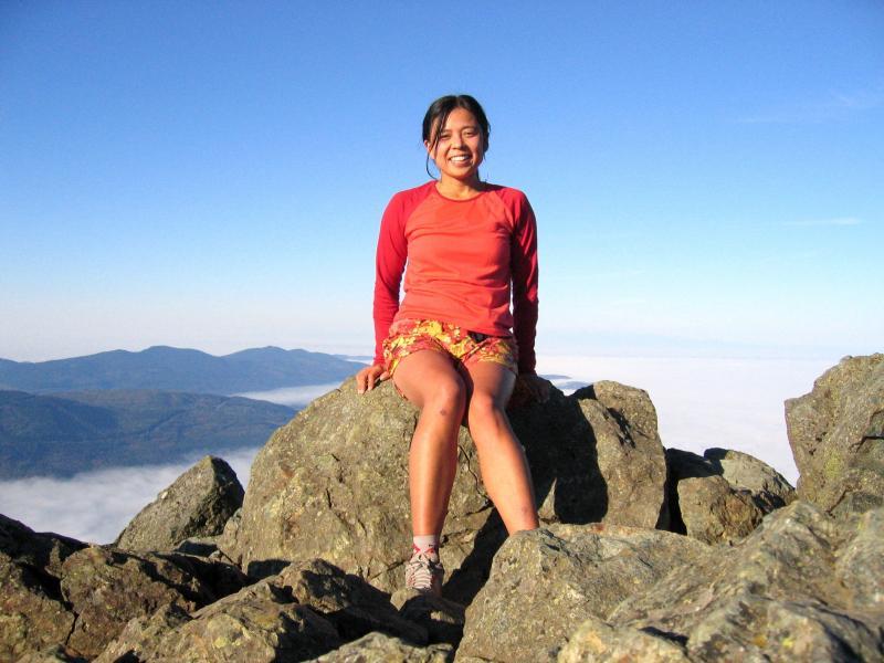 Top of Haystack