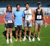 Laura, Tony C, Steve & Chris