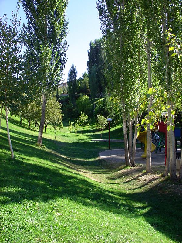 Portakal Cicegi Park