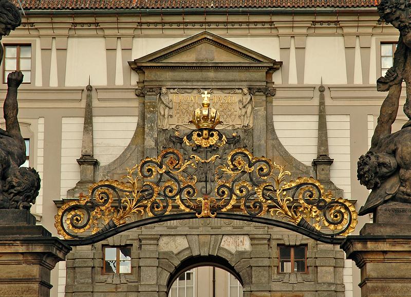 Castles Matthias Gate