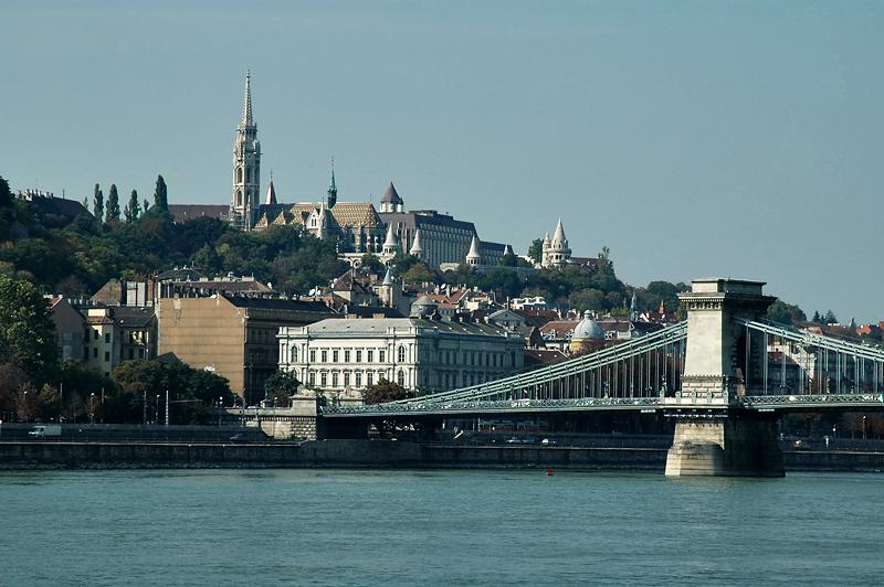 Chain Bridge and Buda