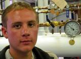 Kyle's Visit to Michigan Technological University