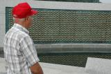 Each star represents 100 soldiers who died