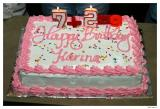 Karina's 9th birthday