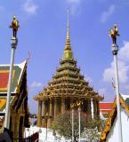 Shrine of the Holy Footprint (Wat Phutthabat)