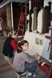 Obligatory rug factory at Ephesus