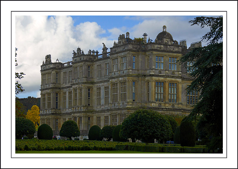 Longleat ~ the big house!