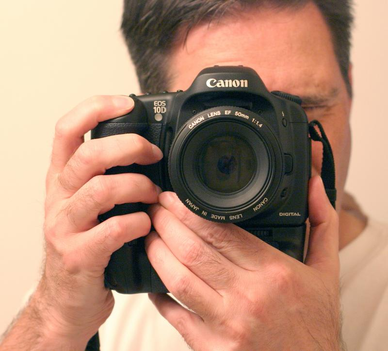 canon 10D at 800 ISO