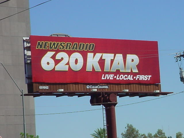 NEWSRADIO 620 <br>KTAR Live - Local - First
