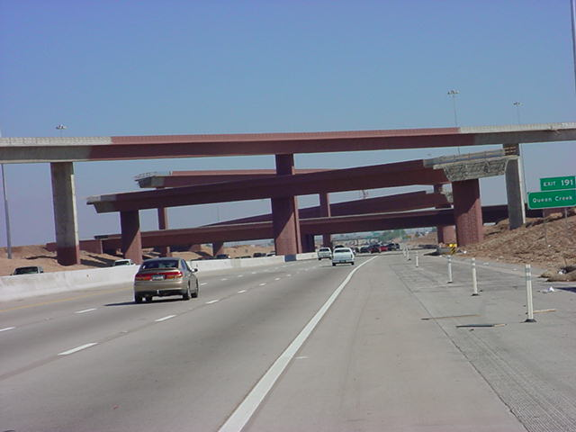 US 60 looking east