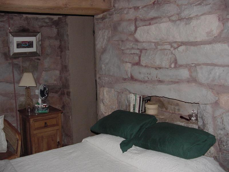 Our room at Valley of the Gods B&B