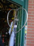 Chicago Bike, newport Beach - What a rim!