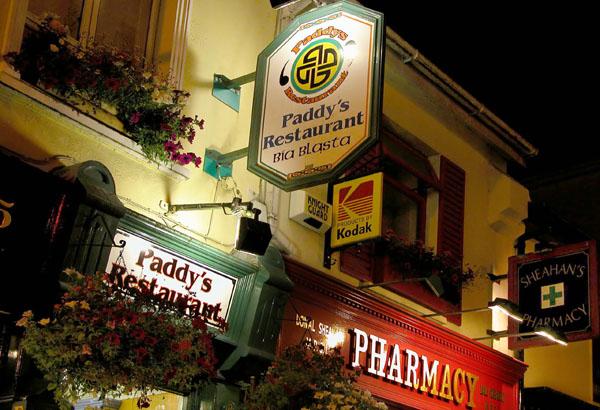 High Street - Killarney (Co. Kerry, Ireland)