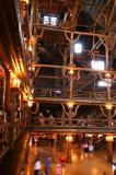 Inside the Old Faithful Inn
