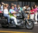 Ample bikers