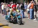 Whatta clown