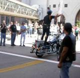 Police stunts