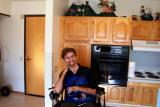 Jake in his kitchen