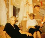 Emil and Sophie Leitzke family - 1960's