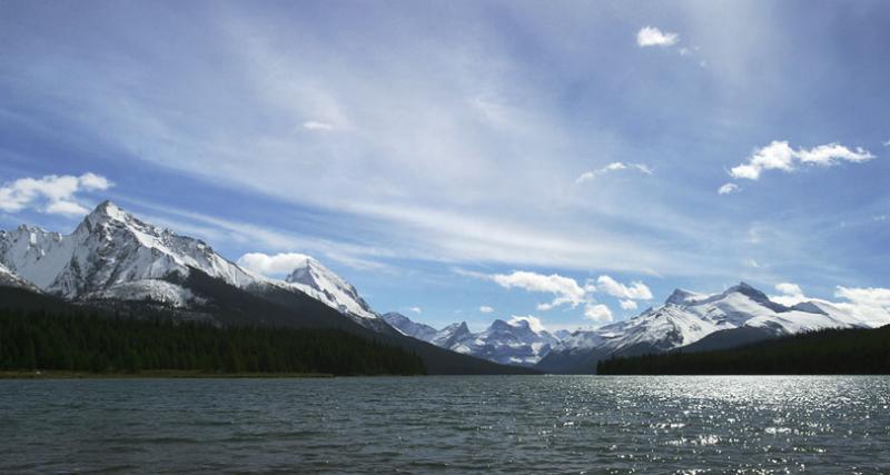 Maligne Lake, Jasper #2