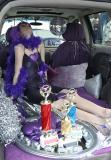 Katee's Winning Trunk Displayby Ann Chaikin
