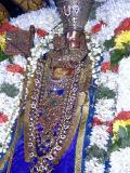 Manavala Mamunigal 1st Day During Purappadu in Sesha vahanam