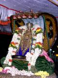 Manavala Mamunigal 1st Day During Purappadu in Sesha vahanam2