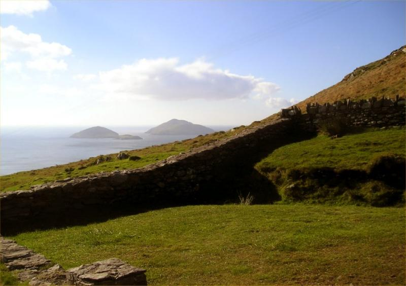 Ring of Kerry scenic lookout