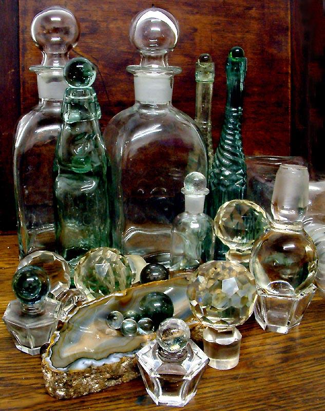 Bottles Stoppers Marbles  Stone.jpg